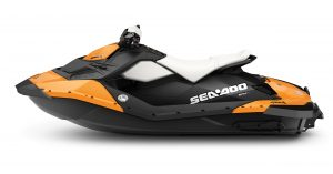Vandens motociklas Sea Doo Spark 90 AG